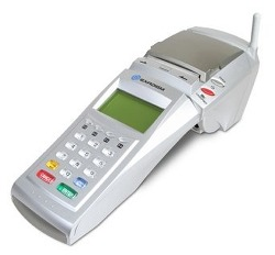 Exadigm mobile credit card reader